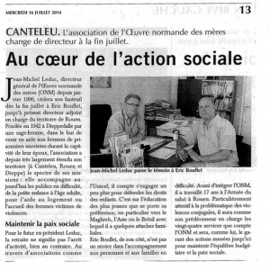 Articles Paris Normandie 16072014