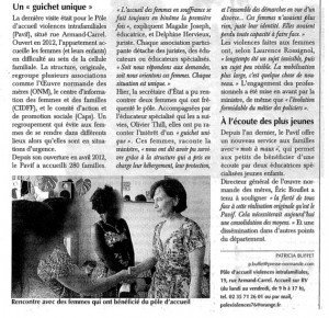 Articles Paris Normandie 21072014 2