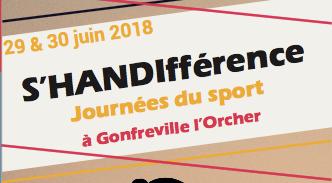S'HANDIfférence journées du sport à Gonfreville l'Orcher