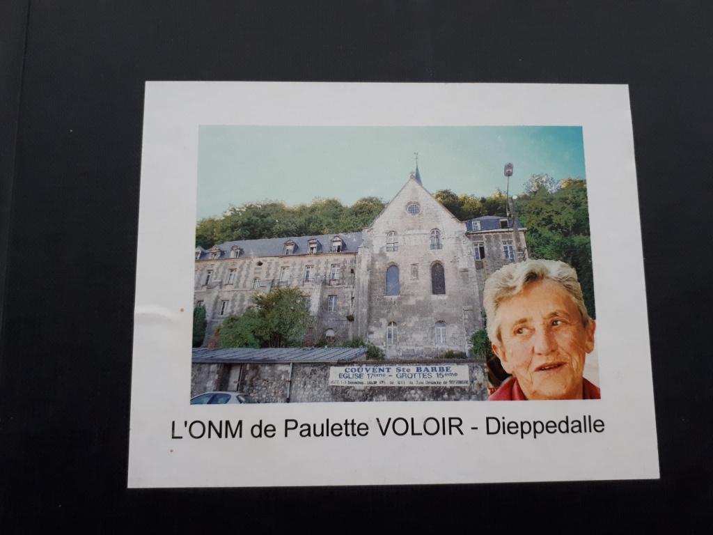 Hommage à Paulette Voloir